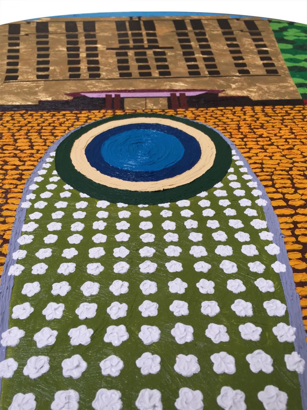 Park hyatt melbourne art