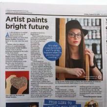 Renae Geddes The West australian artist